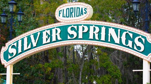 Silver Springs Sign [© CC BY 2.0 Sharib4rd https://www.flickr.com/photos/mattb4rd/]