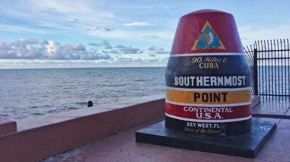 Southernmost Point, Key West [© CC BY 2.0 Sam Howzit, https://www.flickr.com/photos/aloha75/]