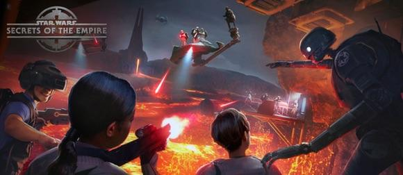 StarWars: Secrets of the Empire [© Disney. All rights reserved]