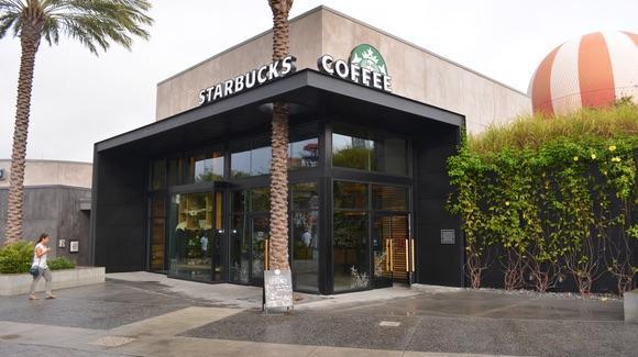 Starbucks Coffee at Disney Springs