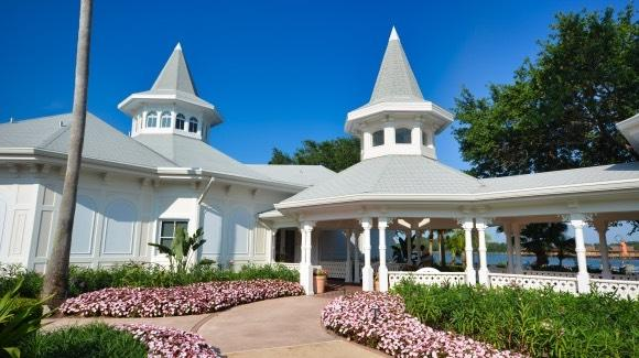 Disney's Wedding Pavilion [© 2020, floridareview.co.uk, all rights reserved]