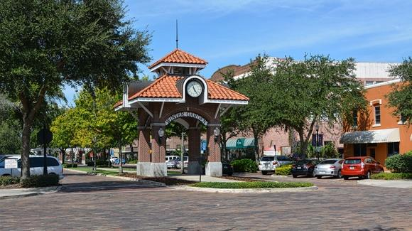 Winter Garden Downtown Historic District