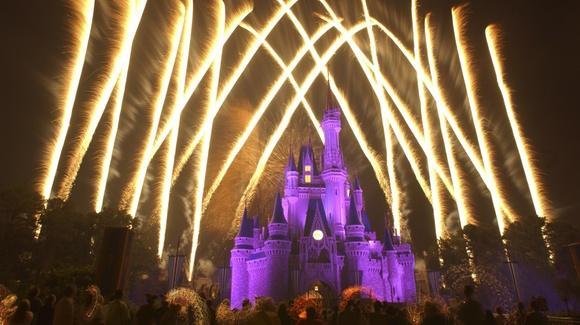 Wishes at Magic Kingdom [© Walt Disney World]