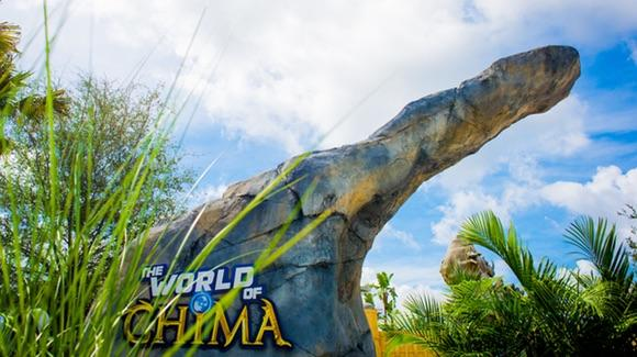 World of Chima [© Merlin Entertainments Group, LEGOLAND Florida, Chip Litherland Photography]